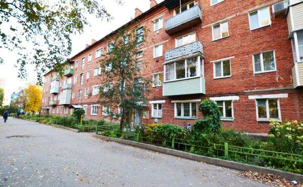 2-комнатная квартира в центре Волоколамска (2-й этаж)